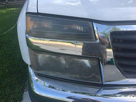 gmc-headlight-before
