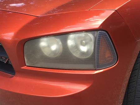 dodge-charger-headlight-before